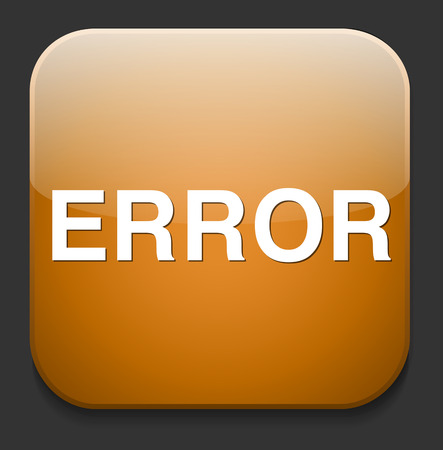 error icon Vector