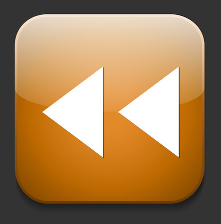 multimedia player button Stock Vector - 28680413