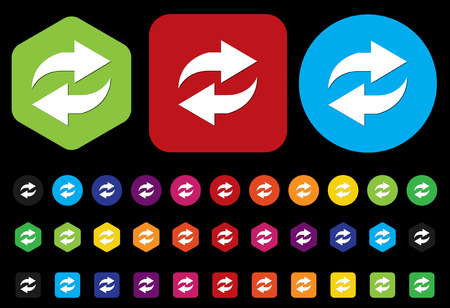 groupware: refrescar icono