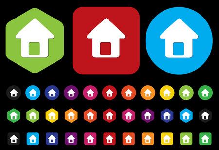 home symbol sign