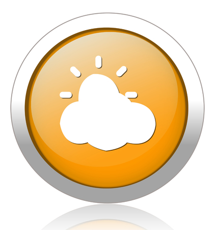 uv index: weather icon  button