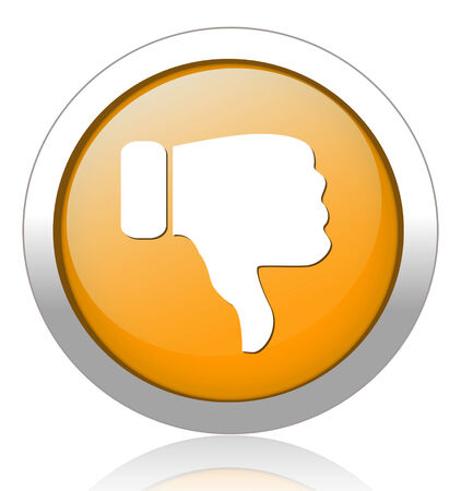 disapprove: Dislike (thumbs down icon)
