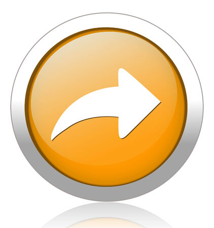 simplistic icon: Arrow icon