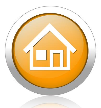 home button: Home button  icon