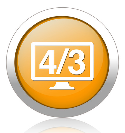 4 3 display: 43 display icon