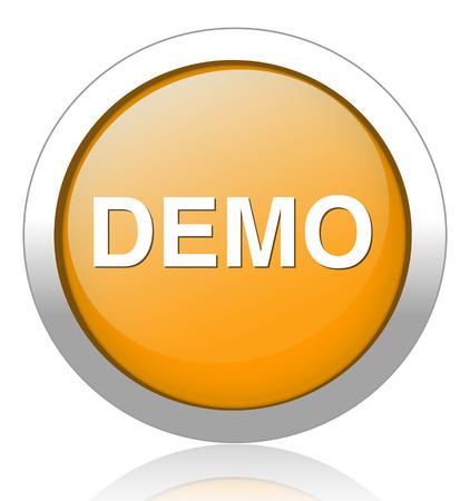 shareware: Demo icon