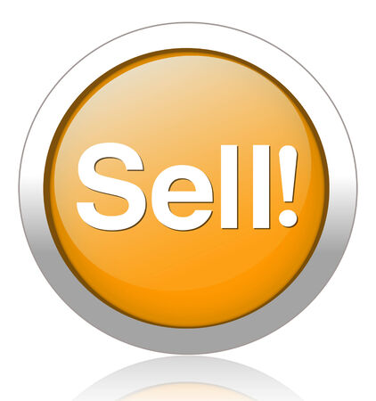 to sell: sell icon Illustration