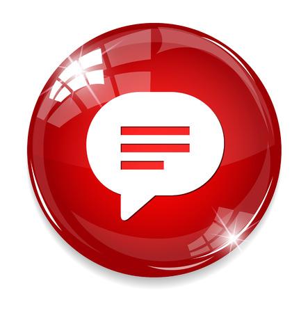 converse: Sprechblasen-Symbol