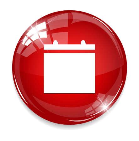 icono de calendario: icono de calendario Vectores