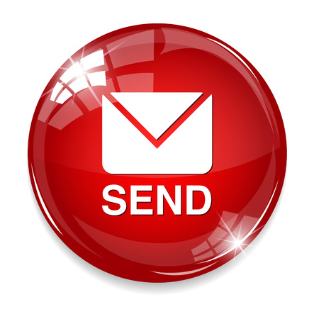 mail send button Vector