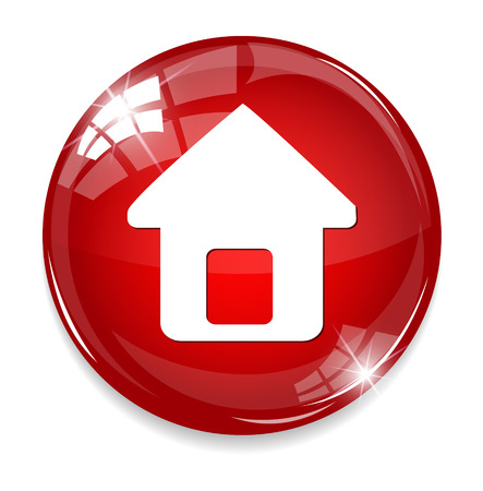 button home symbol sign Vector