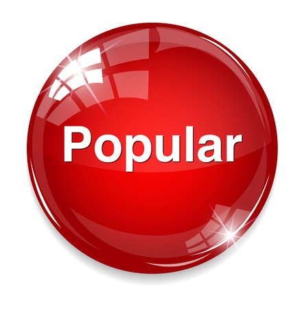 most popular: popular button