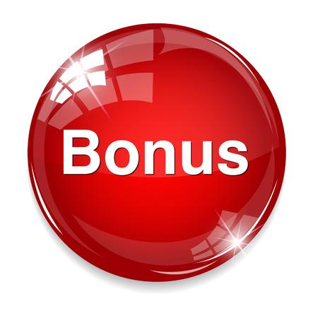 bonus icon 일러스트
