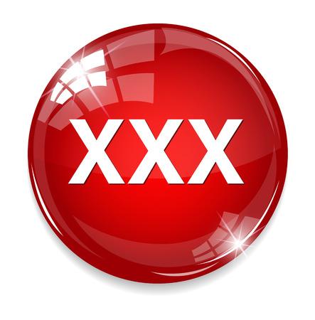 pornography: xxx icon
