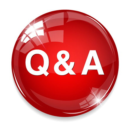 question and answer: Question & Answer button