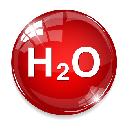 h2o: H2O water icon