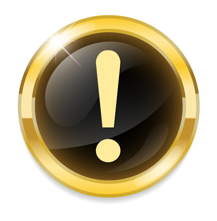 fatal error: warning attention sign with exclamation mark symbol