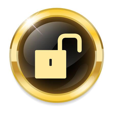 decrypt: lock icon