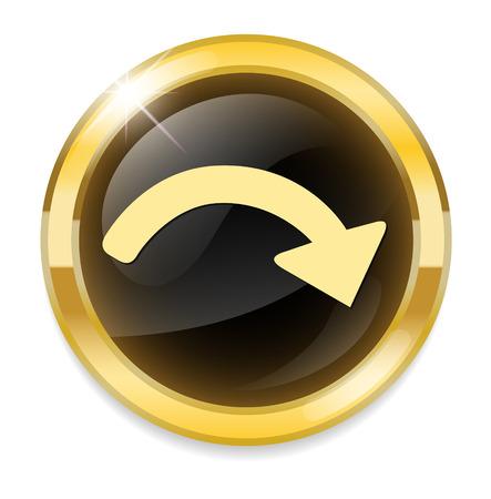 designator: Icono de flecha  Vectores