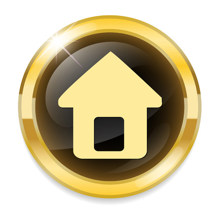 soft sell: button home symbol sign
