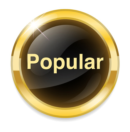 popularity popular: popular button