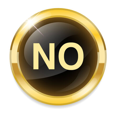 No buttons Vector