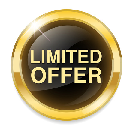 sellout: limited offer button