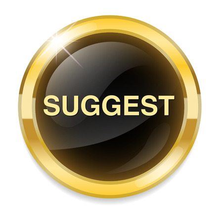 suggestion: suggest button Illustration