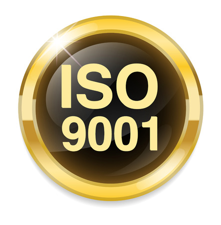 norm: iso 9001 Illustration