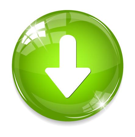 orientation marker: Arrow sign icon