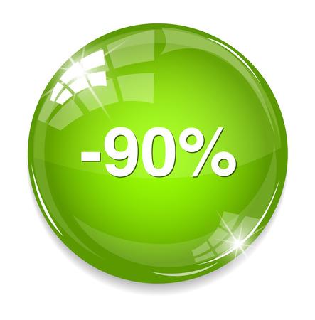 inheritance: 90 percent off
