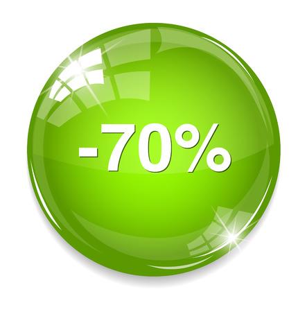 inheritance: 70 percent off