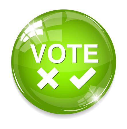 validation: Validation sign, vote icon