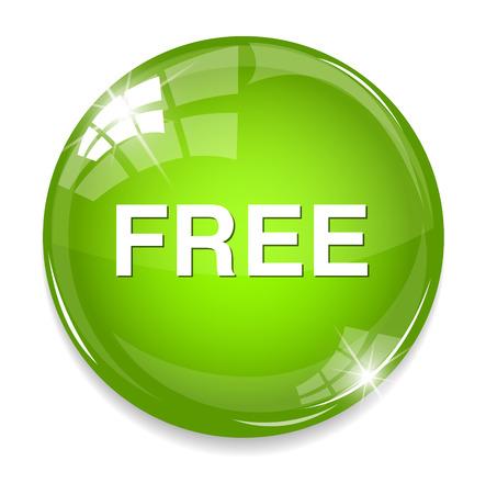 gratis: free button