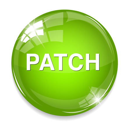 patch icon Vector