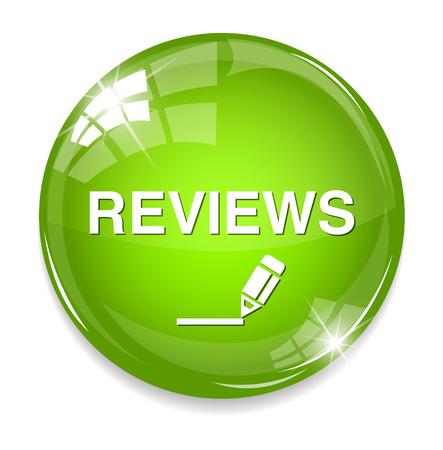 authenticate: Review Button Illustration