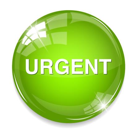 response time: URGENT button