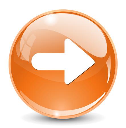 next button: Next button icon