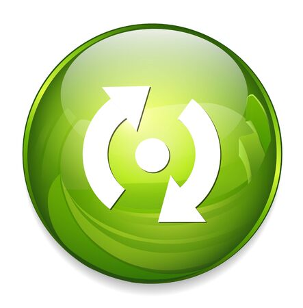 reload icon Illustration