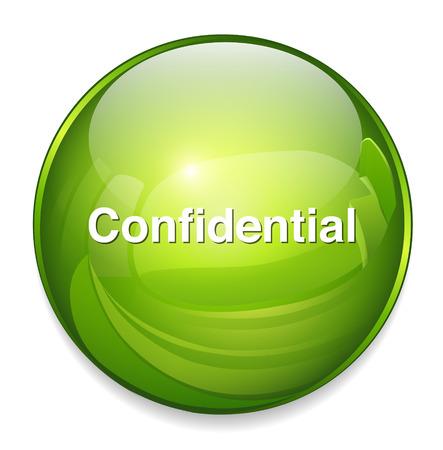 confidentiality: confidential   button