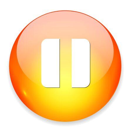 pause: pause icon