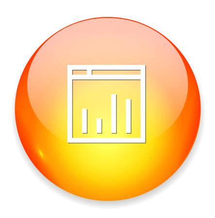 window bars: Browser window Illustration