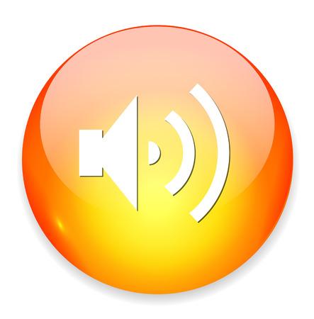 volume: Speaker Volume icon Illustration