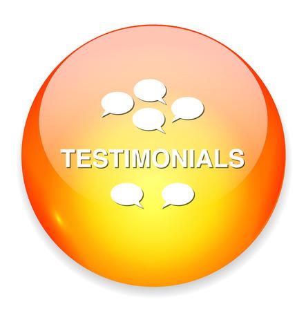 authenticate: testimonials icon
