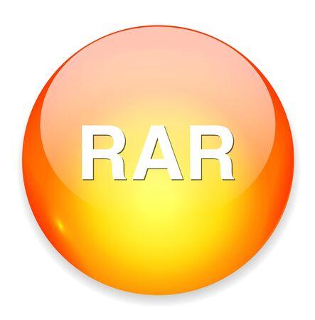 rar: Rar file icon