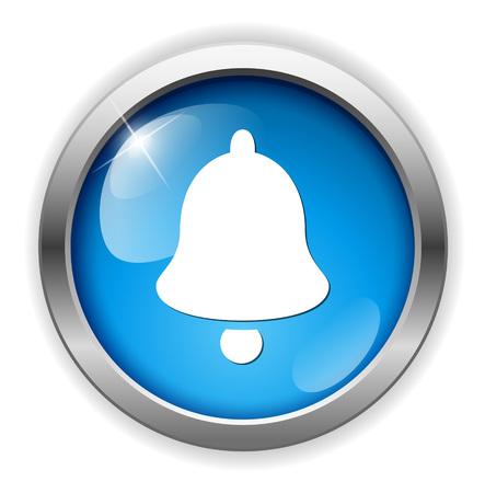 handbell: Bell  icon Illustration