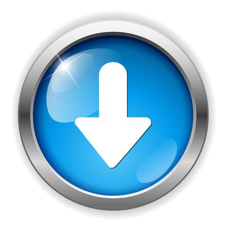 downloaden pictogram