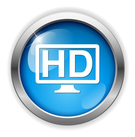 definitions: HD button