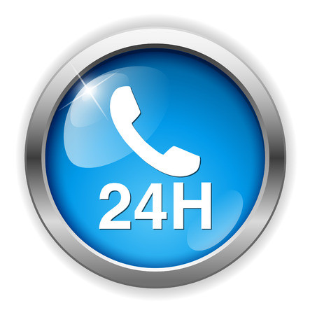 working week: 24 hours   icon