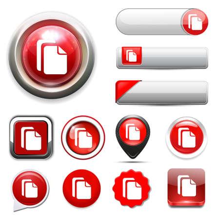 copy file Icon